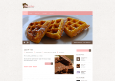 Chooko A sweet colorful and responsive WordPress theme