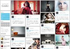 WordPress Theme「Grider」