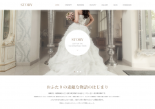 STORY tcd041 ワードプレステーマ「STORY」デモサイト